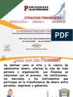 la administracion financiera