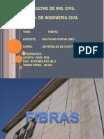 fibras propiedades usos