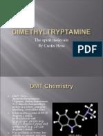 dimethyltryptamine curty