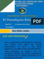 paradigma emergente
