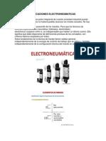 APLICACIONES ELECTRONEUMATICAS