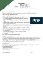 UT Dallas Syllabus for hdcd7350.001.07s taught by Cherryl Bryant (clb015400)