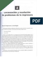 4. Localizacion y Resolucion de Problemas de La Impresora