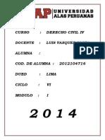 TRABAJO ACADEMICO - DERECHO CIVIL IV OBLIGACIONES - COD. 2012104716 NATALIA ESCURRA RAMOS.docx