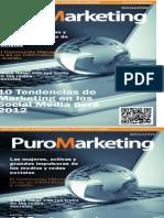 PuroMarketing Magazine N1 Octubre 2011