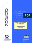 Train the Trainer Manual