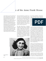 The paradox of the Anne Frank House