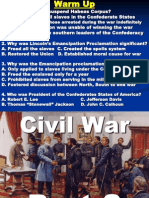 9 civil war part 2
