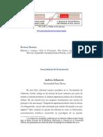 Revision Libro Lazzara Chile en Transición