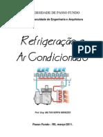 Apostila Refrigeracao e Ar Condicionado (2011 II)