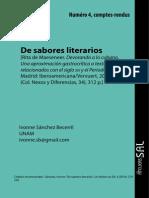 De Sabores Literarios- Reseña Devorando Lo Cubano