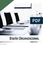Unidad 5 Diseño Organizacional