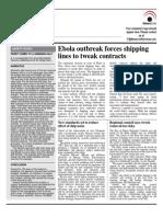 Maritime News 07 Nov 14