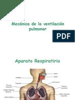 mecanica respiratoria