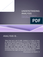 understanding textual analysis