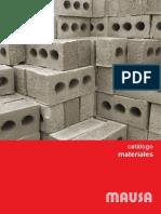 Catalogo Materiales Ago 2014