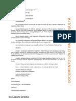 D.S. 046-2001-EM Reglamento de Seguridad e Higiene Minera