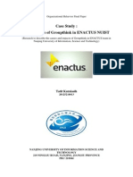 Final Paper Organizational Behavior - Enactus - Final