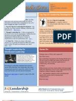Newsletter Final JR December 2009