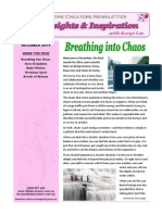Divine Creators Newsletter - November 2014 - with Keryn Lee