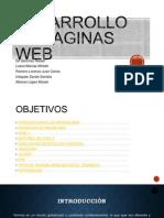 Desarrollo de Sitios Webs