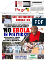 Monday, December 01, 2014 Edition