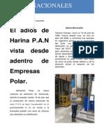 Entrevista Polar