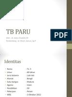 Tb Paru Ppt Final