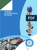 Catálogo de Componentes de Planta TETRAPAK