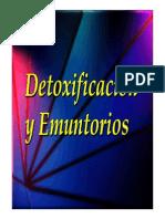 La Detoxificacion y Emuntorios
