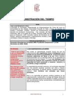 La Administraci%F3n Del Tiempo - Juan Jos%E9 Bertamoni