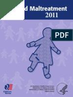Children's Bureau. (2012). Child Maltreatment 2011.