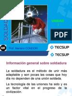 UNIDAD I Tecsup-soldadura