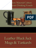 Drinking - Drinking Vessels - Miscellaneous Materials