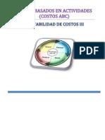 Costos Basados en Actividades (Costos ABC)