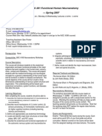 UT Dallas Syllabus for nsc4166.001.07s taught by Ralf Greenwald (rrgreen)