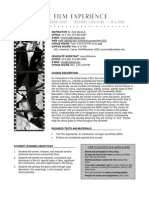 UT Dallas Syllabus for film2332.501.07s taught by Kelli Marshall (kmarshal)