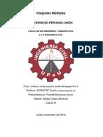Universidad Peruana Unión Topografia
