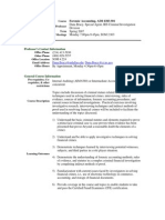 UT Dallas Syllabus for aim6383.501.07s taught by Dana Bracy (dxb016100)