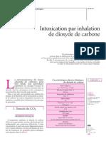 Co2 Document en Francais de 16 Pages Sur Les Seuils Limites Pour La Santé Etc