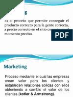 Valotario Marketing