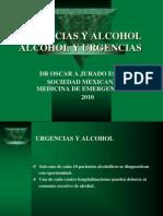Alcohol y Urgencias