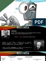 Robotica - Simulacion de Sistemas