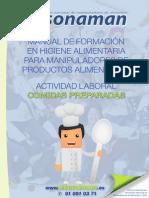 Manual de Higiene en Comidas Preparadas