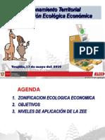 """Presentación - """"Ordenamiento Territorial en El Per"""