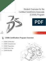 CSWA Exam