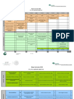 Mapa Curricular Asistente Directivo