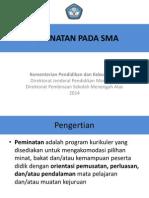 2. Peminatan-Permendikbud No. 64-2014