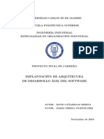 Pfc-Arquitectura Agil Desarrollo