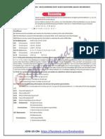 Clerk Sample Paper